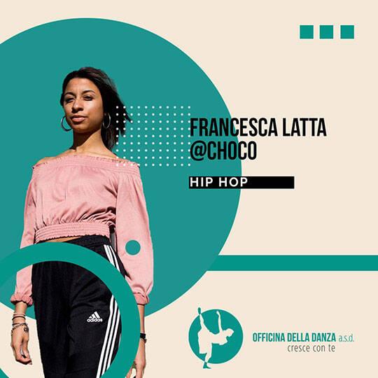 """Francesca """"Choco"""""""