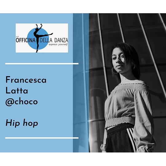 """Francesca Latta """"Choco"""""""